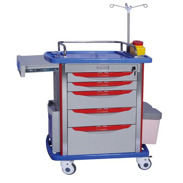 Hospital-Emergency-Locking-Medical-Trolley-1